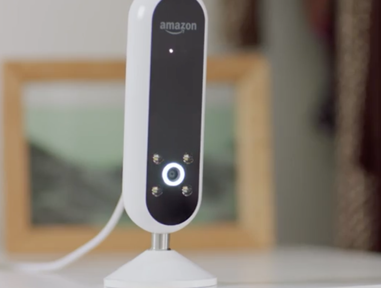 Amazon Adds Computer Vision To Alexa With New Echo Look
