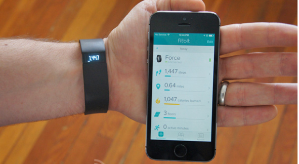 Wearables and smartphones
