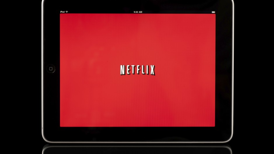 Netflix on iPad - iStock_000015947754_Medium