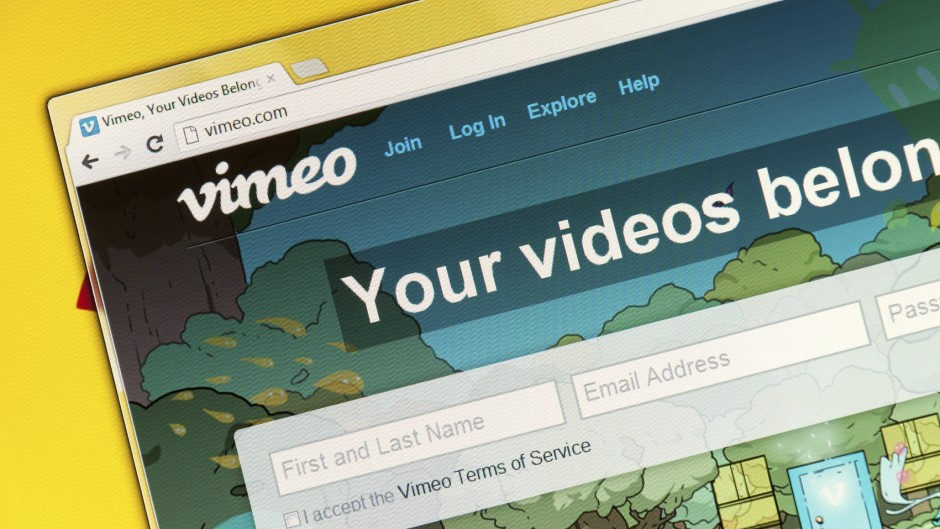 Vimeo community sharing videos.