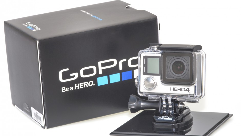 New action camera from Gopro, Hero 4