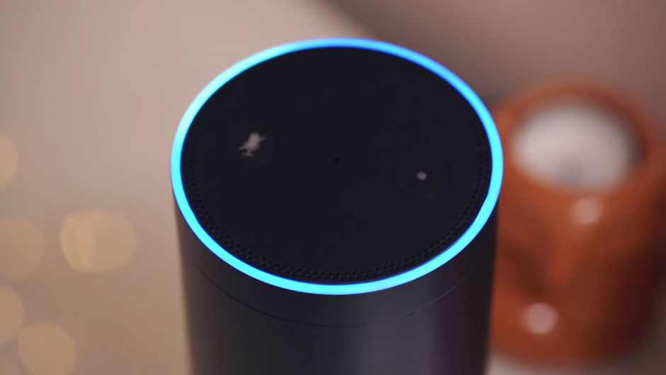 Amazon Echo-Top