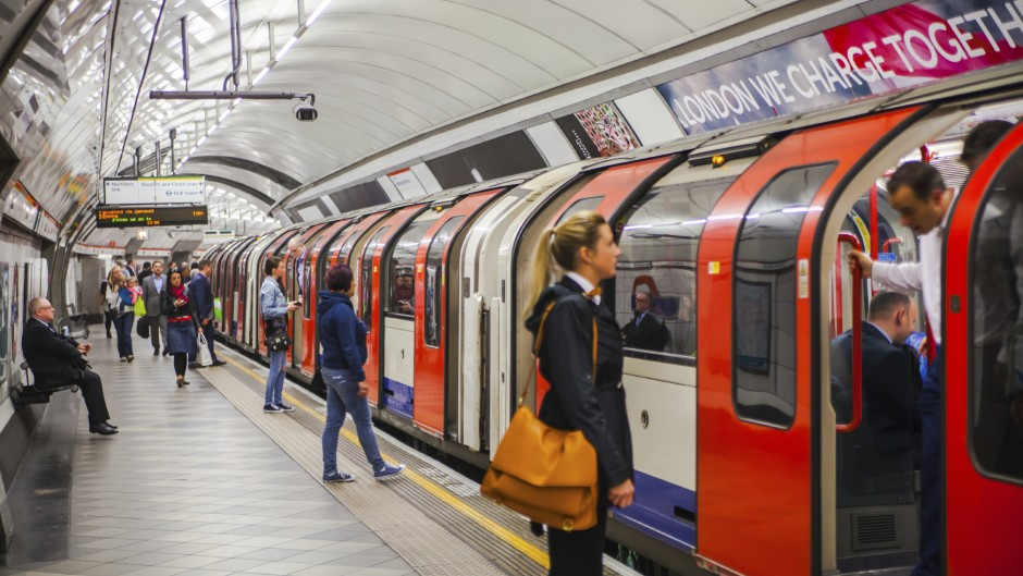 London Tube - iStock_000076852219_Medium