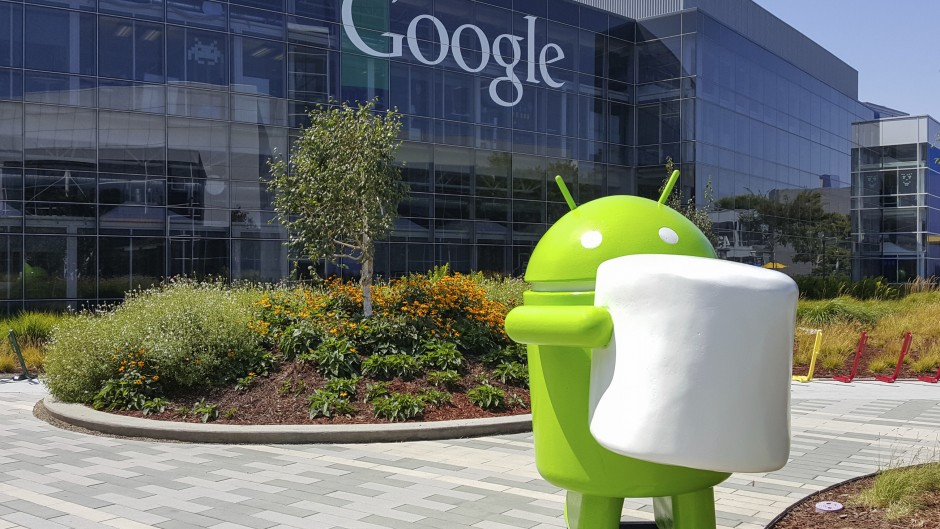 Google office with Android Marshmallow - iStock_000076499743_Medium