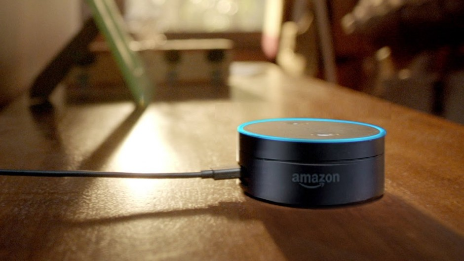 Amazon Diversifies The Echo Product Line With Echo Tap And Dot