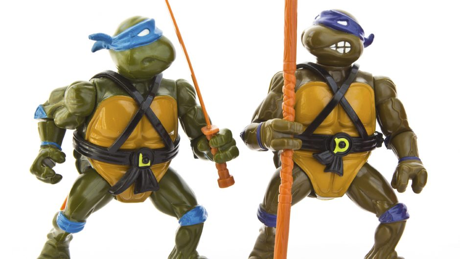 Teenage Mutant Ninja Turtles - iStock_000016646177_Medium