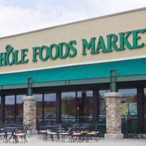 Indianapolis, US - April 5, 2016: Whole Foods Market, America's Healthiest Grocery Store I