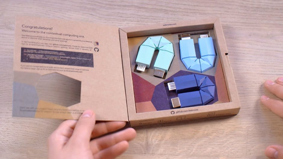 Estimote Launches Mirror To Turn Screens Into Beacon-Responsive Displays