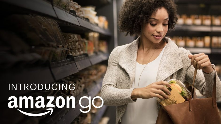 Amazon Trials Checkout-Free Physical Retail Experience